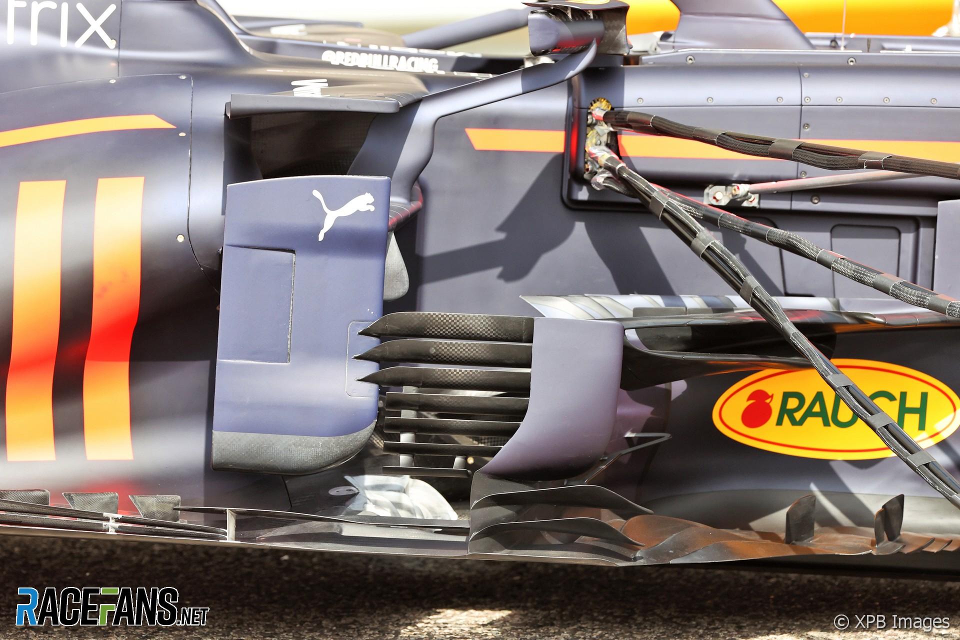 Red Bull Racing RB16B, Bahrain International Circuit, 2021
