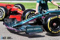Aston Martin AMR21, Bahrain International Circuit, 2021
