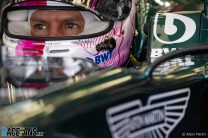 """Vettel sees """"steep learning curve"""" ahead after covering fewest laps of any driver"""