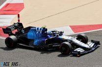 Roy Nissany, Williams, Bahrain International Circuit, 2021