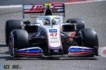 Mick Schumacher, Haas, Bahrain International Circuit, 2021