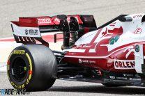 New Ferrari power unit an improvement over 2020 – Raikkonen