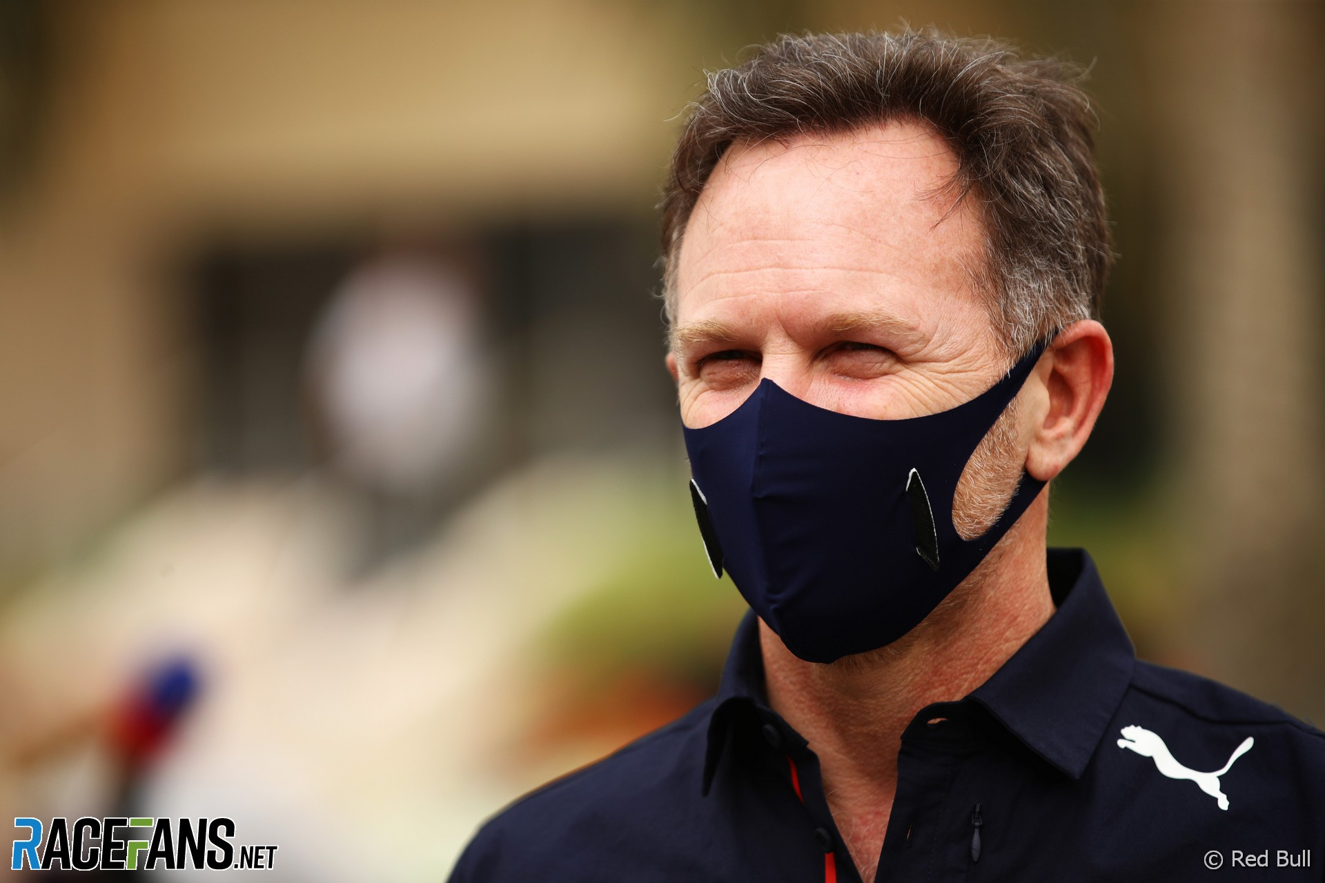 Christian Horner, Red Bull, Bahrain International Circuit, 2021