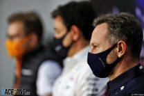 Christian Horner, Bahrain International Circuit, 2021