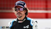 Alonso to race with titanium plates in his jaw throughout 2021