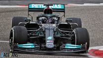 Fewest laps, least progress, but was Mercedes' start to testing really that bad?