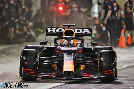 Max Verstappen, Red Bull, Bahrain International Circuit, 2021
