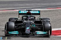 Mercedes have quickest lap time but lowest mileage after day two