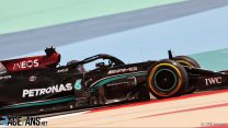 Hamilton says rear grip 'doesn't feel too great with these new regulations' after spin