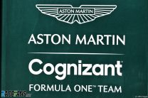 Two Aston Martin staff isolated after positive Covid-19 tests
