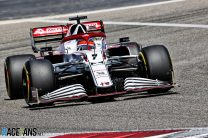 Raikkonen: New Alfa Romeo already quicker than last year's car, despite rules changes