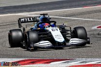 George Russell, Williams, Bahrain International Circuit, 2021