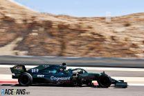 Lance Stroll, Aston Martin, Bahrain International Circuit, 2021