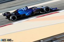 George Russell, Williams, Bahrain International Circuit, 2021