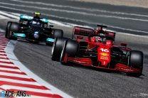 Ferrari 'no longer at a disadvantage' on the straights – Binotto