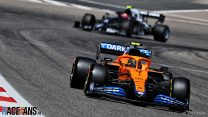 Norris: F1 doesn't have a 'front field' and a 'midfield' anymore