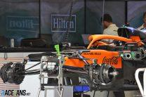 McLaren MCL35M, Bahrain International Circuit, 2021