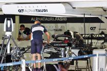 AlphaTauri AT02, Bahrain International Circuit, 2021