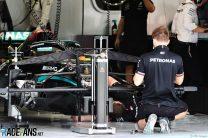 Mercedes W12, Bahrain International Circuit, 2021