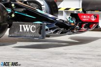 Mercedes W12, Bahrain International Circuit, 2021