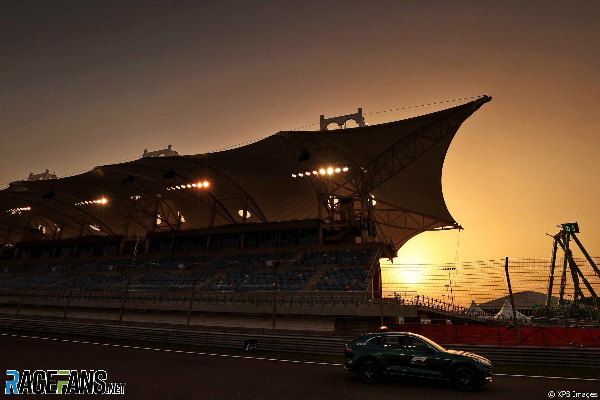 Medical Car, Bahrain International Circuit, 2021