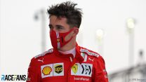 "Leclerc will choose his fights better to avoid more ""silly"" first-lap crashes"