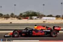 Red Bull on top in first practice as Verstappen leads Bottas and Norris