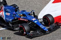 """Alpine bringing """"decent upgrade package"""" for next race after point-less start"""