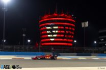 2021 Bahrain Grand Prix practice in pictures