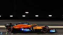 """Downbeat Norris says """"it's obvious what's going to happen tomorrow"""" after second-fastest time"""