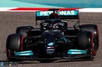 Mercedes count cost of floor rules change as Red Bull lead the way in Bahrain