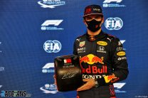 Verstappen knew he had more time in hand for final pole-winning lap
