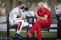 Mick Schumacher, Jock Clear, Bahrain International Circuit, 2021