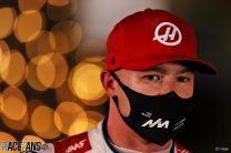 Mazepin says team told him to overtake queue of rivals in Q1