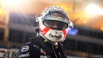Perez's Q2 stumble leaves Verstappen fighting Mercedes single-handed