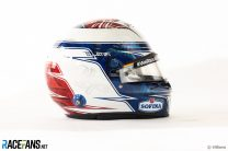 Nicholas Latifi's 2021 F1 helmet