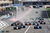 Motor Racing – FIA Formula 2 Championship – Sunday – Sakhir, Bahrain