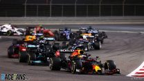 Vote for your 2021 Bahrain Grand Prix Driver of the Weekend
