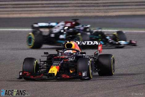 Max Verstappen, Red Bull, Bahrain International Circuit, 2021