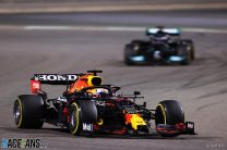 Verstappen preferred to take a penalty than allow Hamilton through into lead