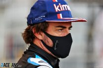 Alonso keen for Alpine upgrades at Imola