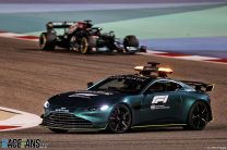 Safety Car, Bahrain International Circuit, 2021