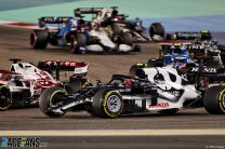 Pierre Gasly, AlphaTauri, Bahrain International Circuit, 2021