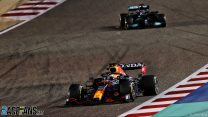 Giving up track position was key factor in defeat to Mercedes – Verstappen