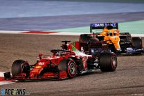 Ferrari quicker than McLaren in qualifying but not race trim – Norris