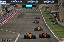 Nicholas avLatifi, Williams, Bahrain International Circuit, 2021