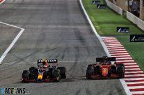 Sergio Perez, Charles Leclerc, Bahrain International Circuit, 2021
