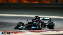 Track limits policy did not change during race despite Hamilton's warning, says Masi