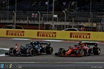 Sebastian Vettel, Charles Leclerc, Bahrain International Circuit, 2021