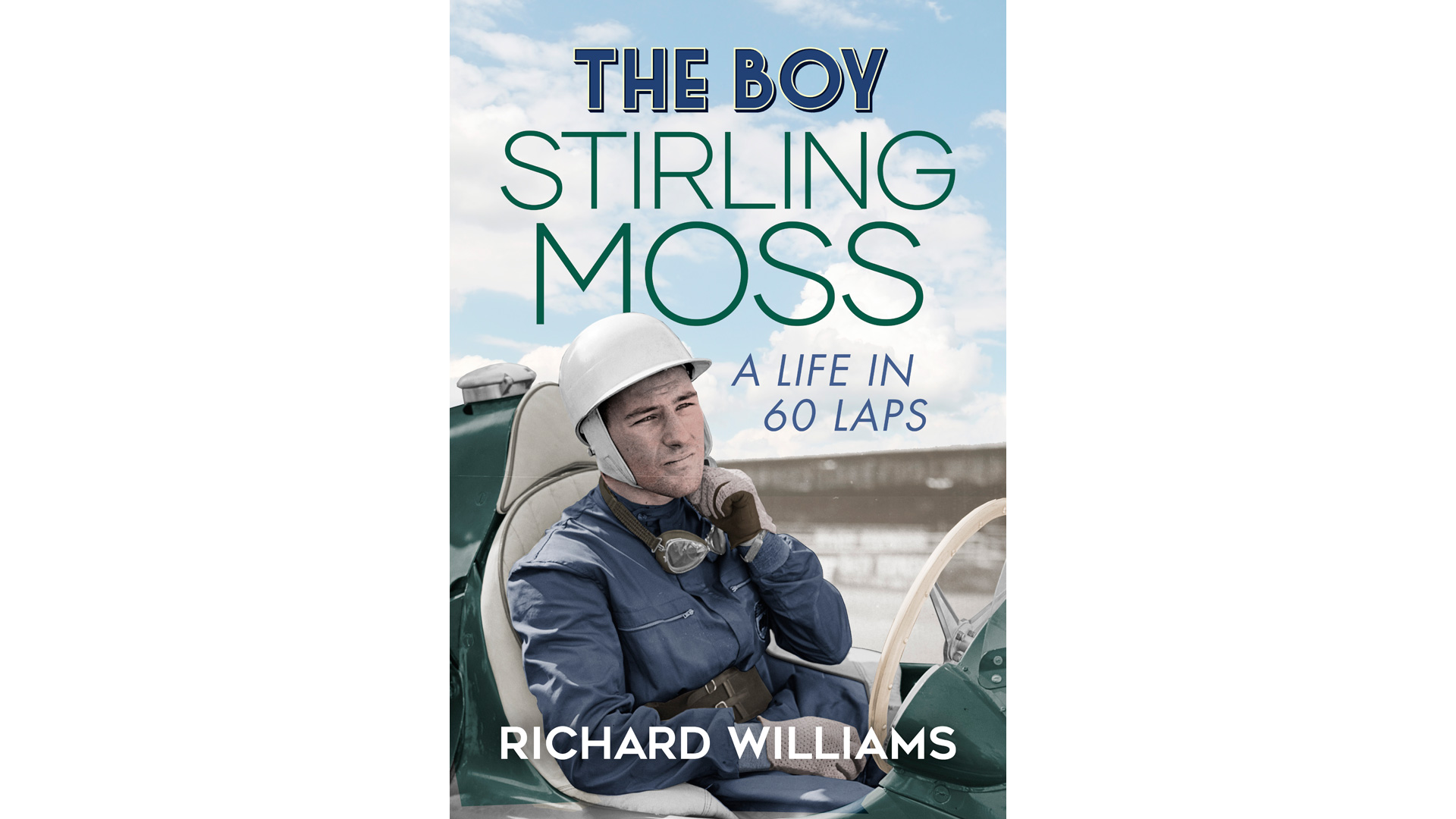 The Boy - Stirling Moss by Richard Williams
